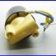 โซลินอยด์วาล์วน้ำ โซลินอยด์ไฟฟ้าปิดเปิดน้ำ ปิดเปิดน้ำมัน วัสดุทองเหลือง Electric Solenoid Valve Water Air N/C 12VDC 1/4 thumbnail 3