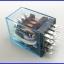 รีเลย์ไฟฟ้า รีเลย์Omron relay MY4NJ 5A Control Voltage 220V AC thumbnail 1