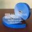 แถบPVCสะท้อนแสง ลายเคฟลา 1นิ้ว สีน้ำเงิน thumbnail 1
