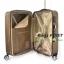 กระเป๋าเดินทาง PC 4 ล้อลาก สีน้ำตาลทอง 24 thumbnail 2