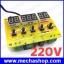 เทอร์โมสตัท เครื่องควบคุมอุณหภูมิ 220V LED Temperature Controller 10A Thermostat Control Switch +Probe thumbnail 1
