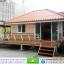 2-008 บ้านน็อคดาวน์ - ขนาด 4x6 เมตร thumbnail 1