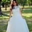 ชุดแต่งงาน แขนกุด หางยาว thumbnail 16