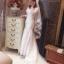 ชุดแต่งงาน แขนยาว ทรงหางปลา thumbnail 17