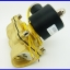 โซลินอยด์วาล์ว ปิดเปิดน้ำ เปิดปิดแก๊ซ ปิดเปิดน้ำมัน 12V DC 1 inch DN25 Electric Solenoid Valve Diesel Gas Water Air thumbnail 2