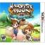 3DS: Harvest Moon 3D The Lost Valley (US) [ส่งฟรี EMS] thumbnail 1