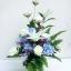 แจกันดอกไม้ประดิษฐ์กลางฟ้า รหัส 4012