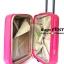 กระเป๋าเดินทางFiber ขนาด 28 นิ้ว สีชมพู thumbnail 7