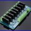 โซลิดสเตตรีเลย์ 8ช่อง 2A Solid State Relay board OMRON SSR G3MB-202P 5V to 220V thumbnail 1