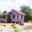 3-003 บ้านน็อคดาวน์ - ทรงจั่ว - 3x6 เมตร thumbnail 4