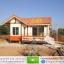 3-001 บ้านน็อคดาวน์ - ทรงจั่ว - 3x6 เมตร thumbnail 1