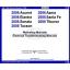 รวมคู่มือซ่อมและ WIRING DIAGRAM HYUNDIA 7 รุ่น ปี 2006 (EN) thumbnail 1