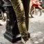 กางเกง JOGGER พรีเมี่ยม ผ้า COTTON รหัส SS 613 ขี้ม้า