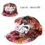 หมวกฮิปฮอป Hiphop Mister ลายกราฟฟิคสีแดง thumbnail 1