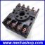 ซ็อกเก็ตรีเลย์ ซ็อกเก็ตสำหรับรีเลย์ Relay Socket PF083A 8 ขา สำหรับ DH48S ST3P AH3-3 MK2P JTX-2C thumbnail 1