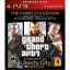 PS3: Grand Theft Auto IV & Episode From Liberty City Complete Edition - Greatest Hits (Z1) [ส่งฟรี EMS] thumbnail 1