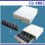 ลิ้นชักเก็บเงินสด ลิ้นชักเก็บธนบัตร เครื่องเก็บเงิน Cash drawer Cash box GS-400C (สำหรับธนบัตรไทยโดยเฉพาะ 4 ช่อง) thumbnail 1