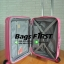 กระเป๋าเดินทาง ไฟเบอร์ รหัส 1205 สีชมพู ขนาด 24 นิ้ว thumbnail 3