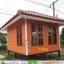 1-004 บ้านน็อคดาวน์ - ทรงปั้นหยา - 3x4 เมตร thumbnail 3