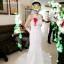 ชุดแต่งงาน แบบคล้องคอ ทรงหางปลา thumbnail 12