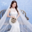 ชุดแต่งงาน แบบคล้องคอ ทรงหางปลา thumbnail 1