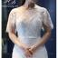 ชุดแต่งงาน แขนสั้น หางยาว thumbnail 8