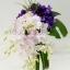 แจกันดอกไม้ Anna Blue
