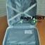 กระเป๋าเดินทางล้อลาก 2 ล้อ ขนาด 16 นิ้ว สีเงิน ผิวหยาบ thumbnail 3