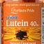 Puritan's Pride Lutein 40 mg (มี Zeaxanthin 1,600 mcg) 120 เม็ด บำรุงสายตาจากอเมริกาค่ะ thumbnail 1