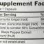 Puritan's Pride Turmeric Curcumin 1000 mg with Bioperine 5 mg 60 caps วิตามินสมุนไพร ขมิ้นชัน จากอเมริกาค่ะ thumbnail 2
