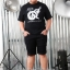 กางเกงยีนส์ขาสั้น รุ่น GLAM G3