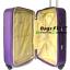 กระเป๋าเดินทาง ขนาด 20 นิ้ว รหัส 1209 thumbnail 5