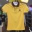 เสื้อโปโลเหลือง size L (หญิง) thumbnail 1
