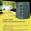 เครื่องทาบบัตร คีย์การ์ด ควบคุมประตู S203 พร้อม Access Control System thumbnail 3