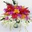แจกันดอกไม้ Color Deluxe