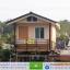 1-011 บ้านน็อคดาวน์ - ทรงจั่ว - 3x5 เมตร thumbnail 1