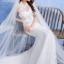 ชุดแต่งงาน แบบคล้องคอ ทรงหางปลา thumbnail 2