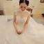 ชุดแต่งงาน ลูกไม้ คอปีน thumbnail 4