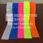 แถบPVCสะท้อนแสง ลายเคฟลา 2นิ้ว สีส้ม thumbnail 5