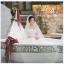 ชุดแต่งงาน ไหล่ปาด หางยาว thumbnail 8