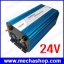 อินเวอร์เตอร์ โซล่าเซลล์ Power Inverter 24V 1500 watt pure Sine - Wave Inverter Power that really moves BEP1500S