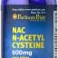 Puritan's Pride N-acetyl Cysteine (NAC) 600 mg. 60 เม็ด วิตามินต้านอนุมูลอิสระและส่งเสริมการทำงานของตับค่ะ thumbnail 1