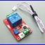 รีเลย์ควบคุมอุณหภูมิ Thermistor relay control module Temperature sensor detection Ttemperature controller switch 12V thumbnail 1