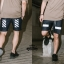 กางเกงขาสั้นยีนส์ รหัส Y 210 Zeebra