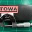 ไมโครวัดนอก ยี่ห้อ TOWA ขนาด 0-25 mm.(0.01mm.) thumbnail 1