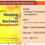 (Pre - Order) Reading For Business Management thumbnail 1