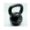 kettlebell อุปกรณ์ออกกำลังกาย มีหูหิ้ว 12 kg. (สีดำ)