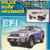 คู่มือซ่อมรถยนต์ WIRING DIAGRAM HILUX-SURF 1KZ-T, 2L-T