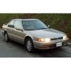 คู่มือซ่อมและ Wiring Diagram Honda Accord ปี 89-92