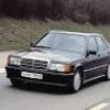 คู่มือซ่อมรถยนต์ 1987 Mercedes-Benz 190E wring diagram +โอเวอร์ฮอล 190E